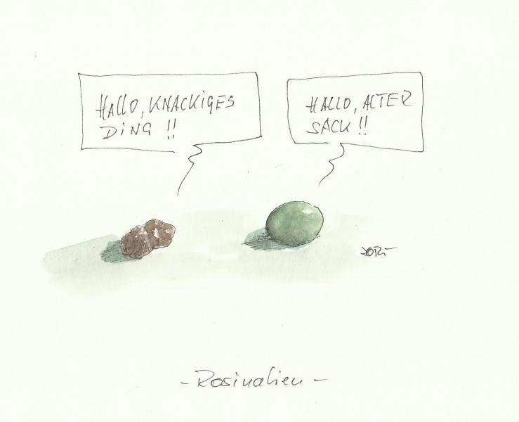 Rosinalie... alter sack